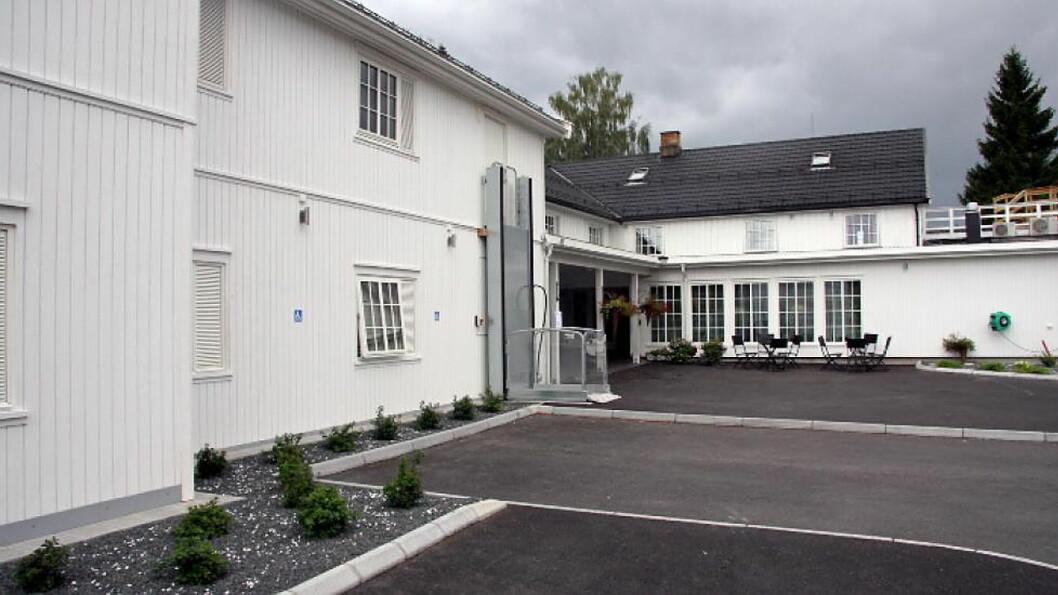 Skaslien Gjestgiveri. (Foto: Morten Holt)