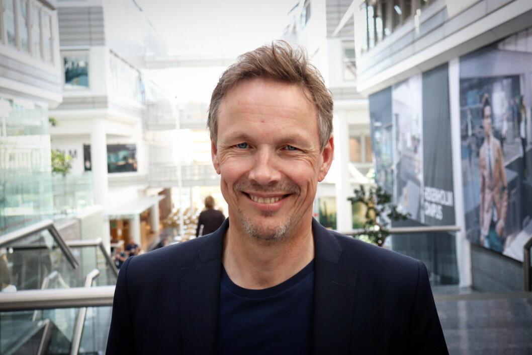 Løfbergs kaffebrenneri med administrerende direktør Ulf Stensland i spissen er nominert som finalist i European Coffee Awards. (Foto: Løfbergs)