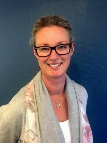 Kari Liberg Lindstad blir hotelldirektør for Wood Hotel i Brumunddal. (Foto: Privat)