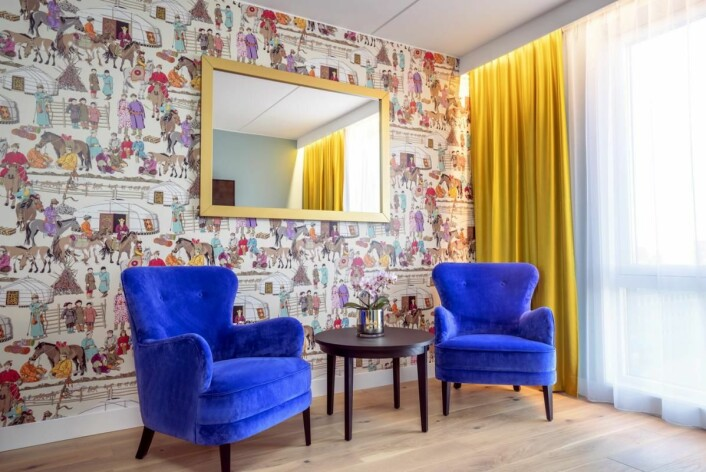 Thon Hotels åpner et nytt stort konferansehotell på Storo. (Foto: Thon Hotels)