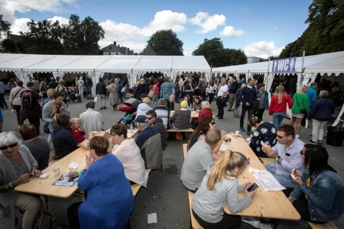 Bergen Matfestival. (Foto: Bergen Matfestival)