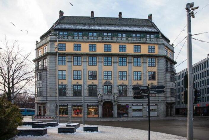 Amerikalinjen åpner i mars 2019. (Foto: Nordic Choice Hotels)