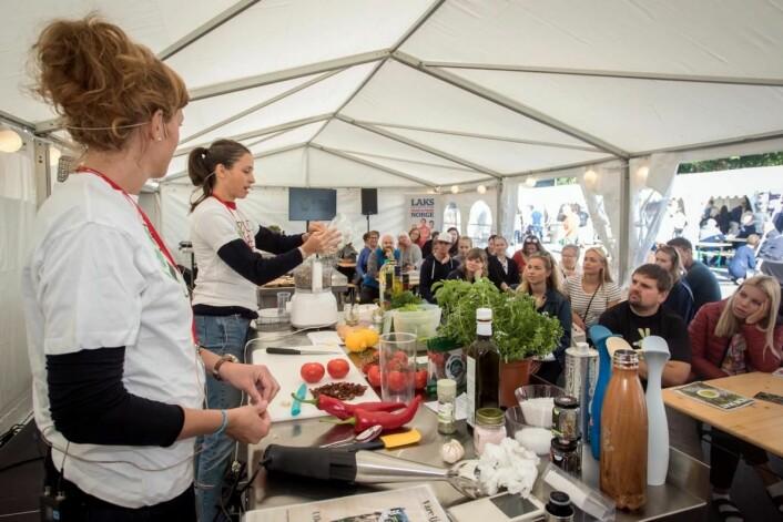 Foto: Bergen Matfestival