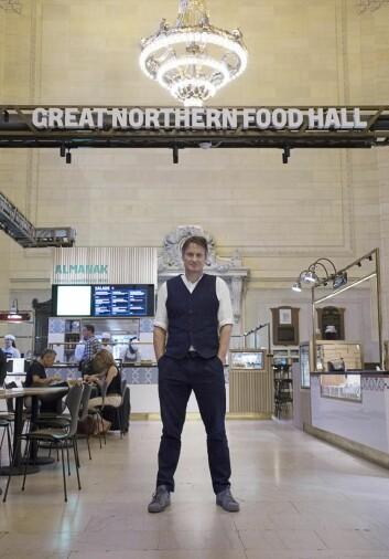 Meyer regnes som grunnlegger av filosofien og revolusjonen «Det nye nordiske kjøkkenet». (Foto: Signe Birck)