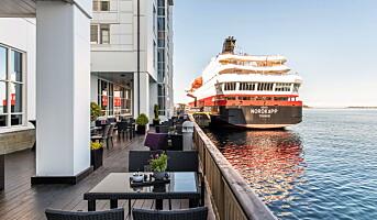 Nå heter hotellet Quality Hotel Ålesund