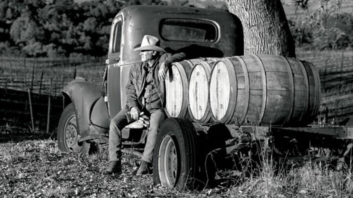 Barney Fatzer grunnla Fetzer Vineyards i 1968. (Foto: Fetzer)