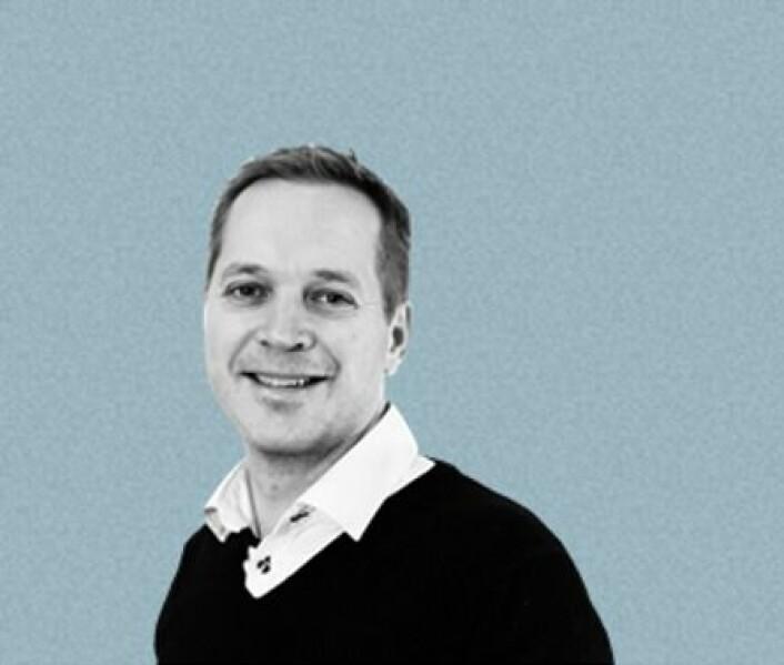 Jens Blom leder Planday i Norge, Danmark og Sverige. (Foto: Planday)