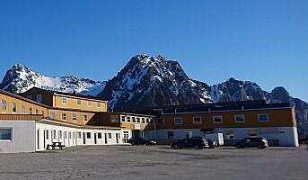 Scandic overtar Vestfjord Hotel i Svolvær