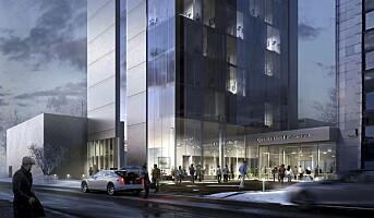 Trondheim-hotell skal oppgraderes kraftig