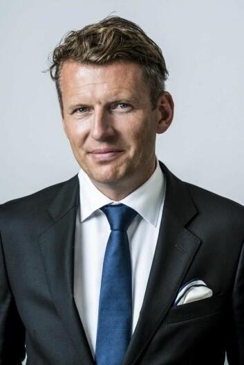 Olav Langli er ansatt som ny konserndirektør for Haut Nordic AS. (Foto: Per Heimly)
