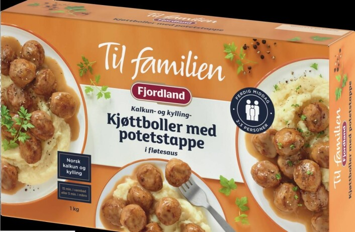 Fjordland - til flere enn én person. (Foto: Fjordland)