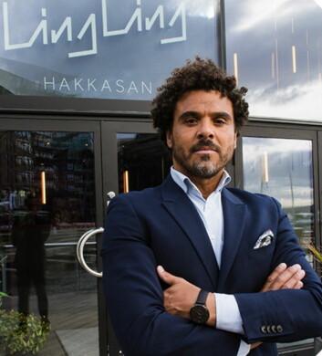 Ling Ling Hakkasan-sjef Paulo Bastos. (Foto: Ling Ling Hakkasan)