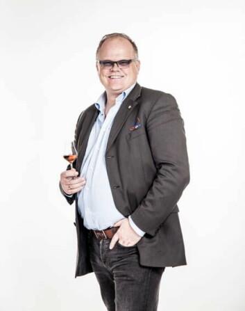 Kjetil Hansen står bak Cognac-Expo i Bergen. (Foto: Cognac-Expo)