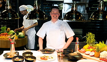 Thon-kokk vant Arktisk kokk 2018
