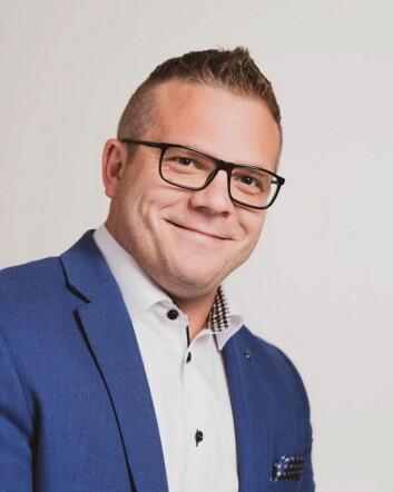 Svein Martin Berg Krogstad.(Foto: Fotograf Hattrem)
