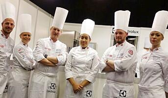 Dette er Norges tredje kokkelandslag