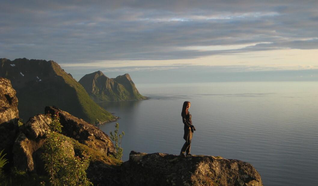 Senja. (Foto: Morten Holt)