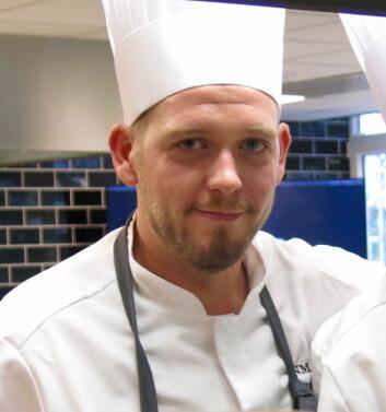 Christopher Jarodd fra bRest (Foto: Elisabeth Strøm)
