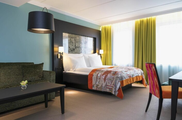 – I kategorien for hotell, skilte Thon Hotel Stavanger seg klart ut som en bedrift som leverer strålende kundeservice og gode kundeopplevelser over tid, sier HSMAI og Customer Alliance. (Foto: Thonhotels.no)