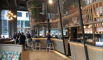 Restaurant Edda til topps