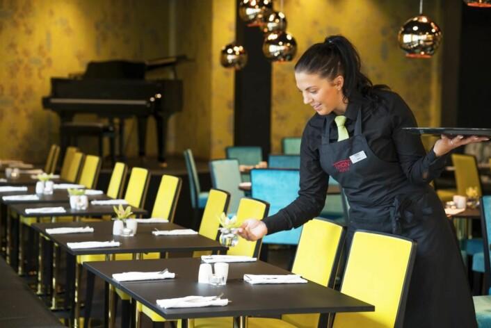 Thon Hotel Stavanger får svært mange positive tilbakemeldinger på service, mat og fasiliteter. (Foto: Thonhotels.no)