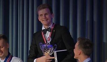 Werkland vant NM i kokkekunst 2018