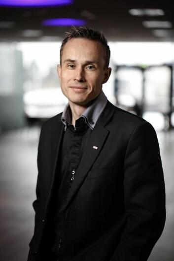 Niklas Mikael Lindström. (Foto: Scandic Hotels)