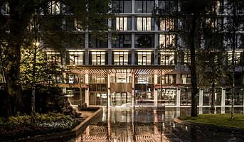 Hotel Norge by Scandic er offisielt åpnet
