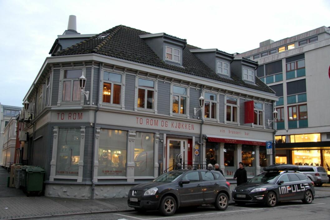 To Rom og Kjøkken i Trondheim er én av de seks finalistene. (Foto: Morten Holt)