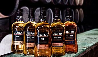 Ny signaturserie fra Jura