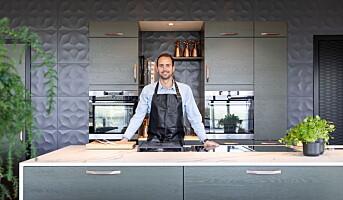 Se mesterkokkens private kjøkken
