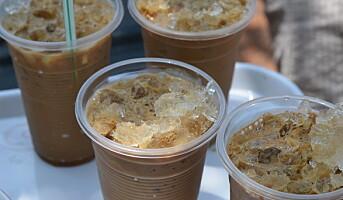 Iskaffe og kaldbrygget kaffe – hva er forskjellen?