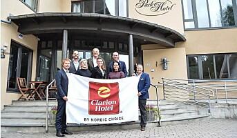 Nordic Choice Hotels har inntatt Halden