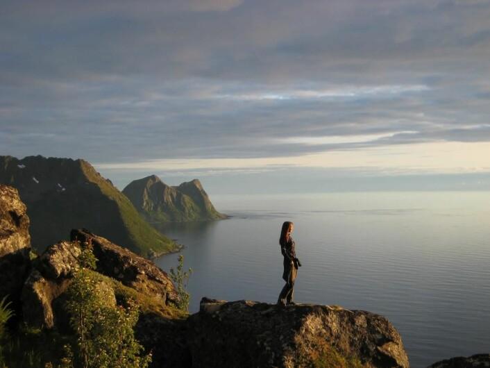 Fra Senja. (Foto: Morten Holt)