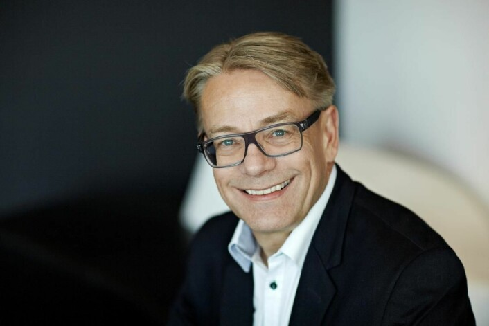 Administrerende direktør for Reitan Convenience, Johannes Sangnes. (Foto: Reitan Convenience)