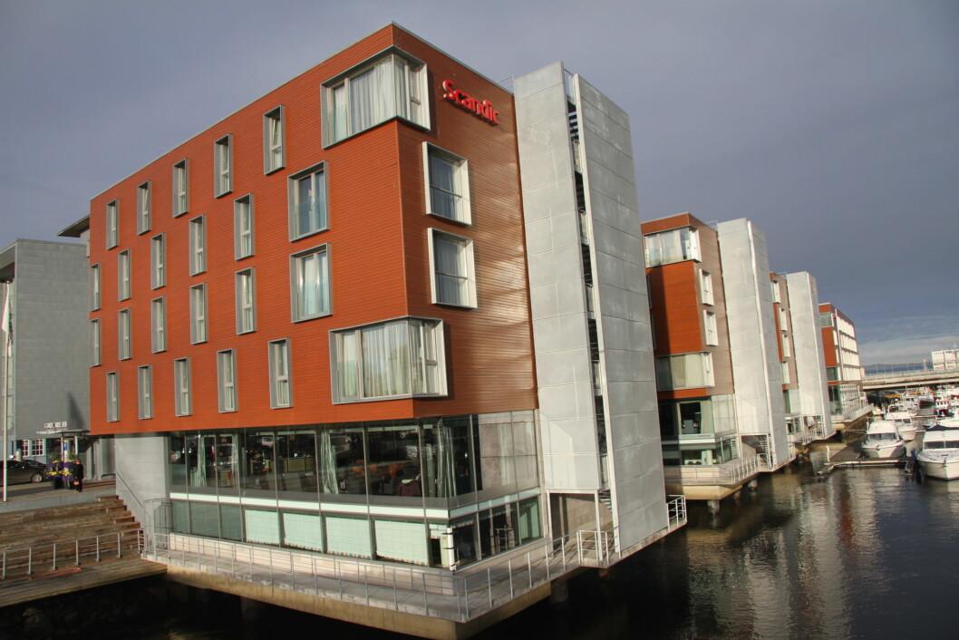 Scandic Nidelven til topps i landets hotellfrokost-kåring, for 12. gang. (Foto: Morten Holt)