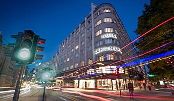 Oslo-hoteller på prestisjeliste