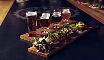 Gå planken med øl og mat på Ringnes Brygghus