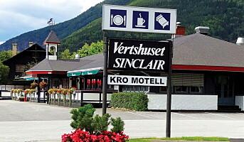 Vertshuset Sinclair er til salgs