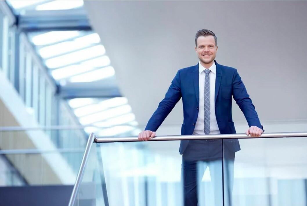 Harald Bjugstad-Holm blir ny direktør for bærekraft i hotellkonsernet Nordic Choice Hotels. (Foto: Storebrand)