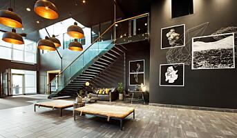 Dette er «nye» Radisson Blu Hotel i Nydalen
