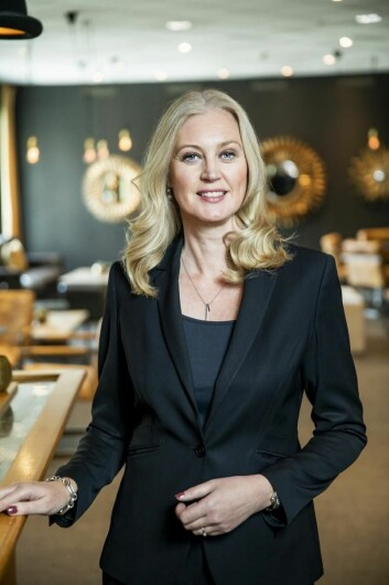 Hotelldirektør Kristine Tonning. (Foto: Radisson Hotel Group)