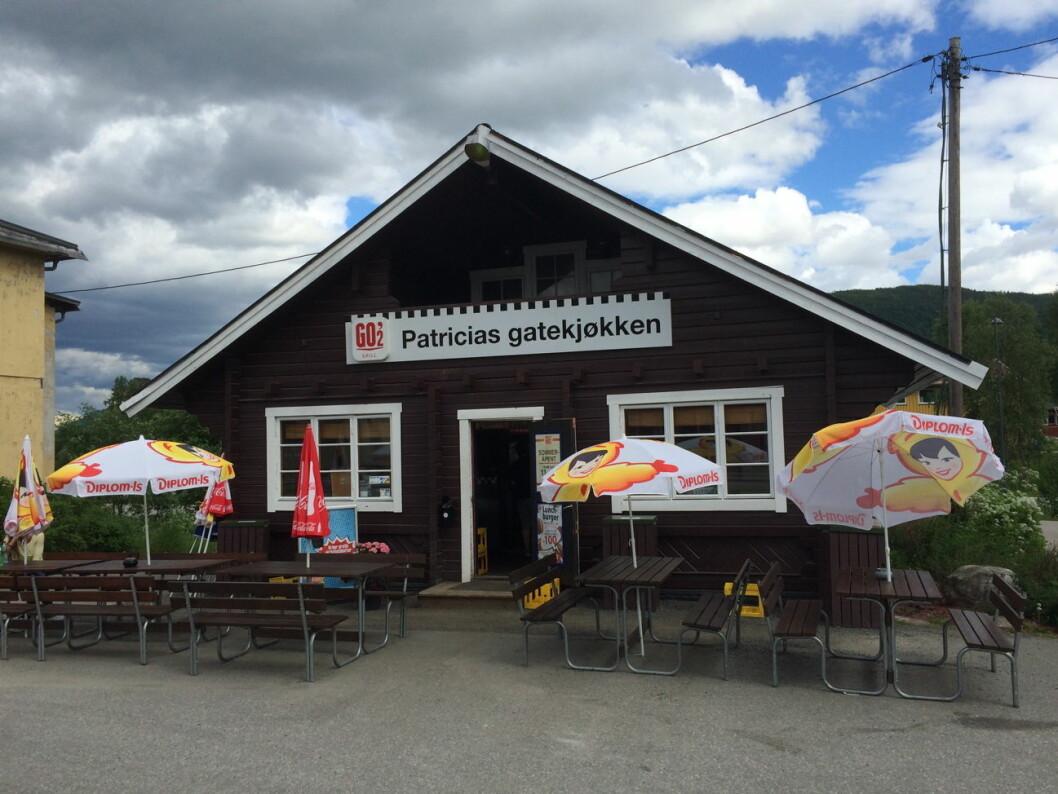 Patricias Gatekjøkken. (Foto: Morten Holt)