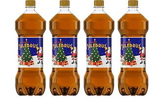 Coca-Cola inn det norske julebrusmarkedet