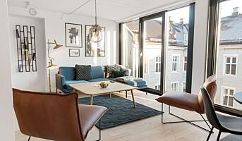 Frogner House ut av Oslo