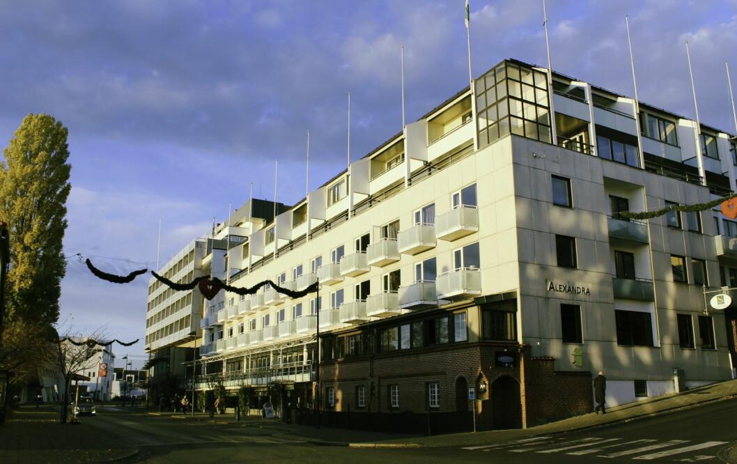 Over nyttår blir dette hotellet til Scandic Alexandra Molde. (Foto: Scandic Hotels)