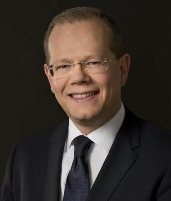 Hotelldirektør Kjetil Vassdal. (Foto: Scandic Nidelven)