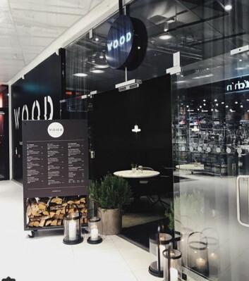 Pizzarestauranten Wood har åpnet i Trondheim. (Foto: Wood)