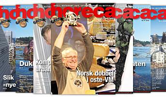 Årets siste Horeca-magasin på vei