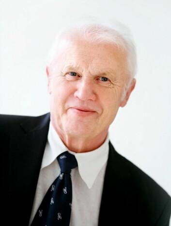 Dosent emeritus ved Norsk hotellhøgskole, Helge Jørgensen. (Foto: Privat)